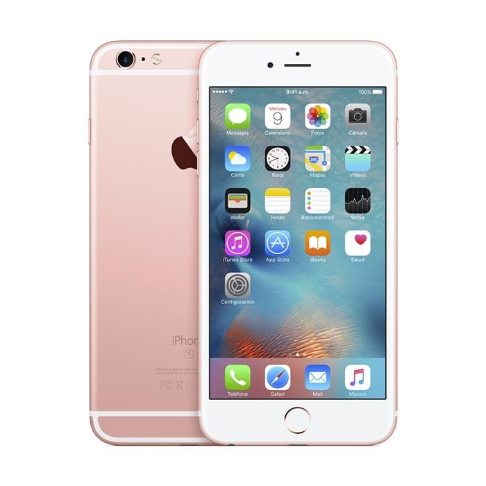 bc1da848944 iPhone 6s Plus 128GB Rose Gold 4G Alkosto Tienda Online
