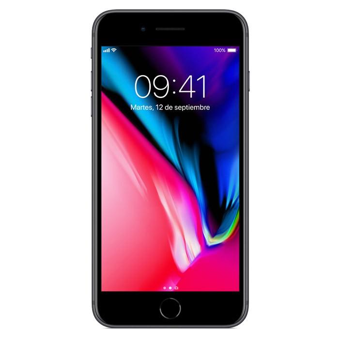 e072e4f091a iPhone 8 Plus 64 GB SS Gris 4G Alkosto Tienda Online