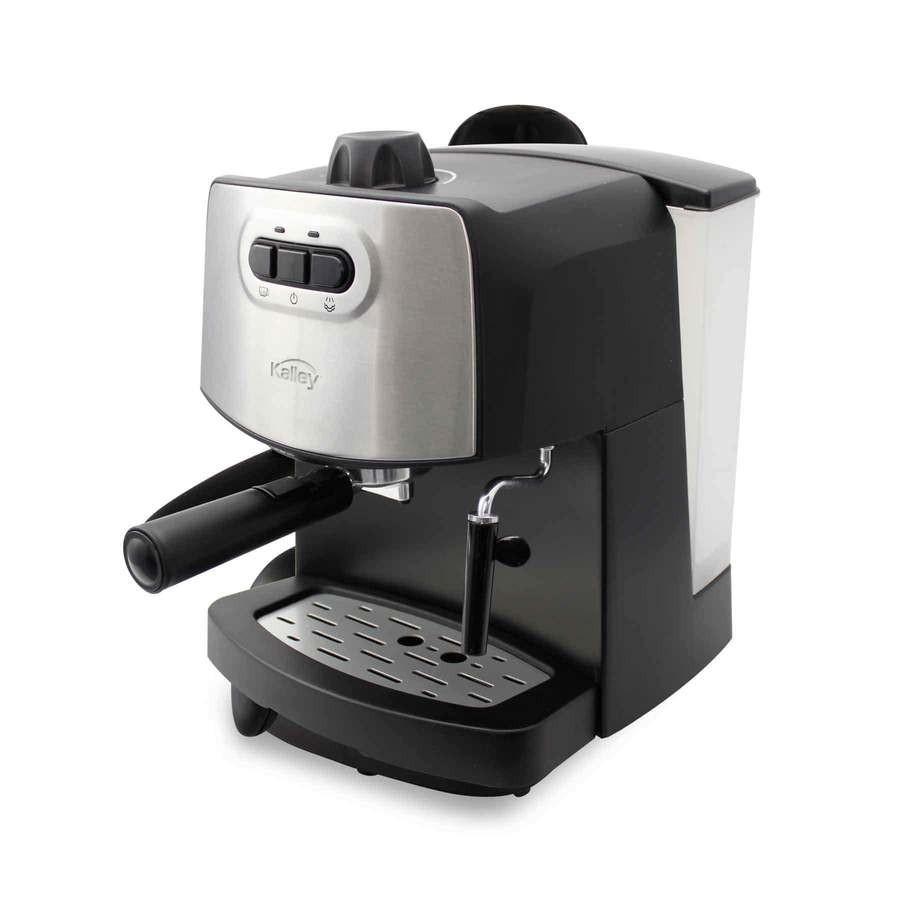 Cafetera Espresso KALLEY K-EX150 Negra Alkosto Tienda Online