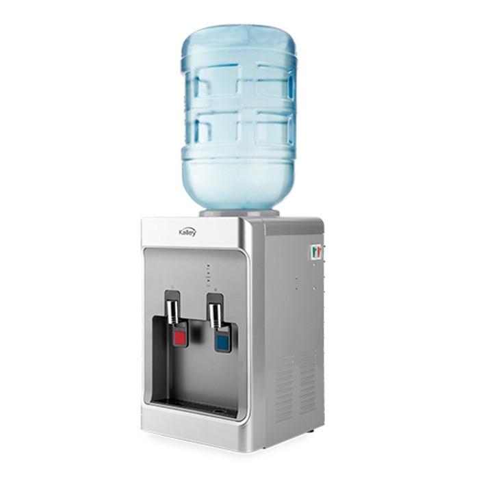 Dispensador de agua kalley k wd5k gris alkosto tienda online for Dispensador agua fria media markt