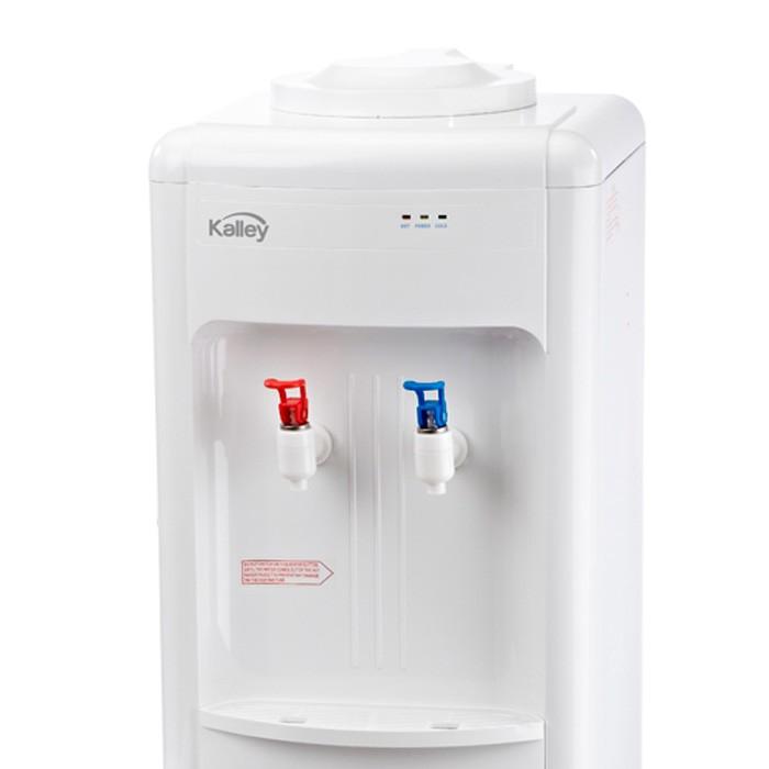 Dispensador de agua kalley con filtro kwdll15 blanco for Dispensador agua fria media markt