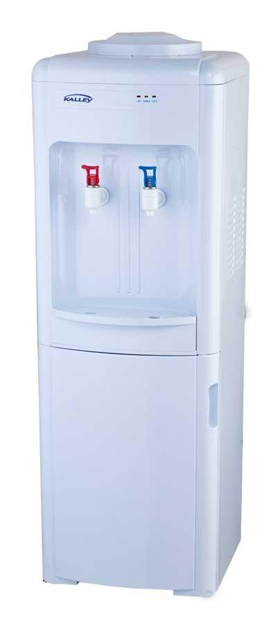 Dispensador De Agua Kalley Con Filtro Kwdll15 Blanco Dispensador Agua Fria  Carrefour