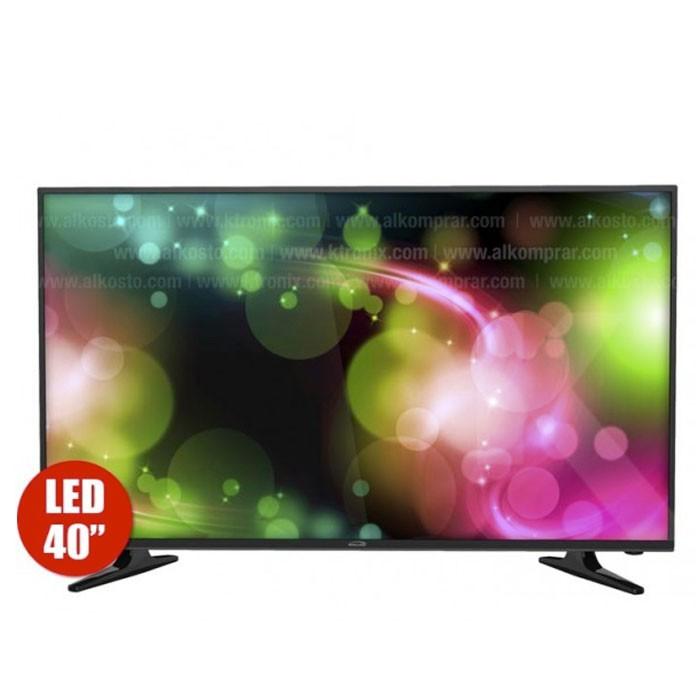 TV 40\'\' 101cm LED Kalley K-LED 40FHDZ T2 Alkosto Tienda Online