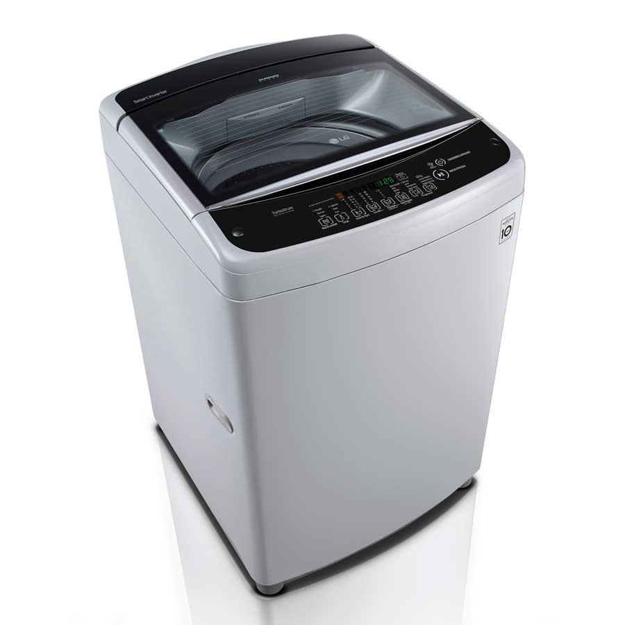 Lavadora lg 18kg wt18dsb gris alkosto tienda online for Lavar cortinas en lavadora