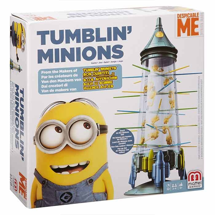 Mattel Monos Locos Minions Alkosto Tienda Online