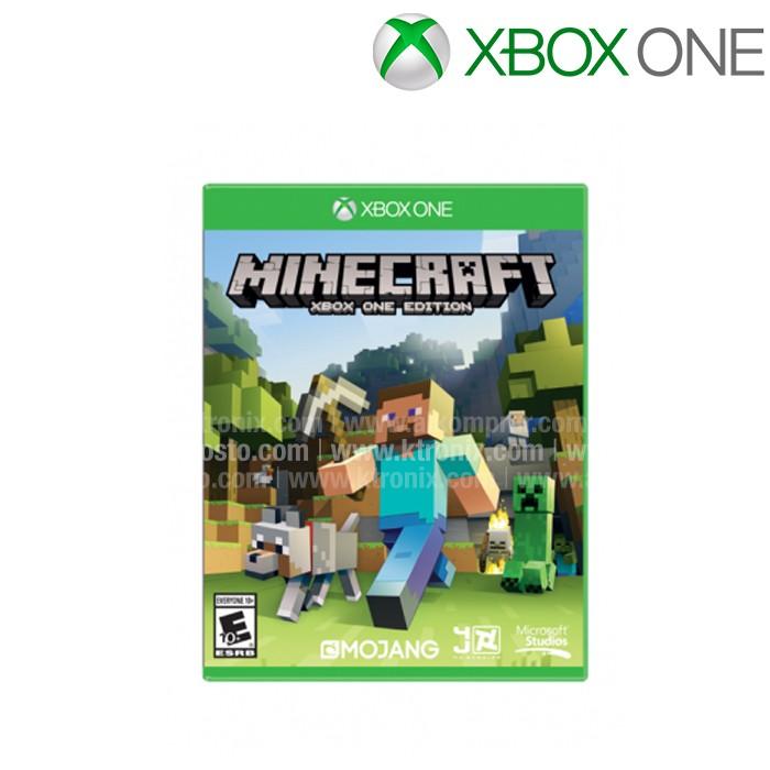 Videojuego Xbox One Minecraft Alkosto Tienda Online