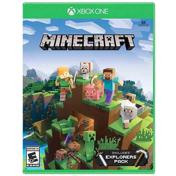 Videojuego XBOX ONE Minecraft Explorer\'s Pack Alkosto Tienda Online