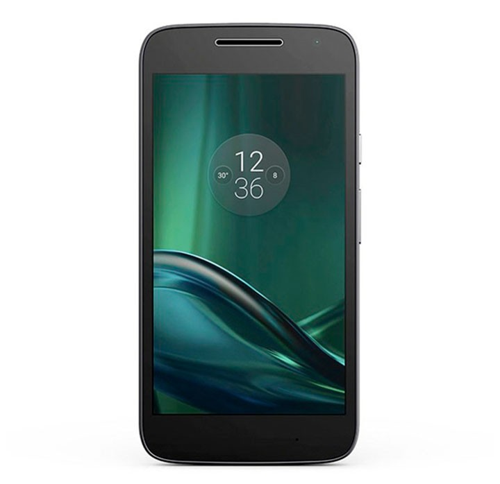 celular 4g motorola moto g4 play ds negro alkosto tienda online. Black Bedroom Furniture Sets. Home Design Ideas