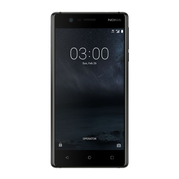 86f6251443b Celular Libre NOKIA 3 DS 4G Negro Alkosto Tienda Online