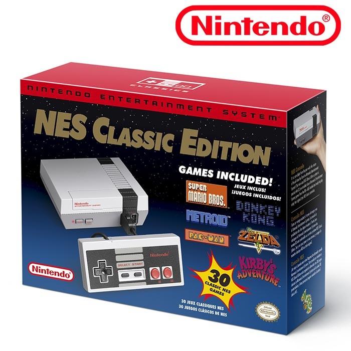 Consola Nes Classic Edition Alkosto Tienda Online