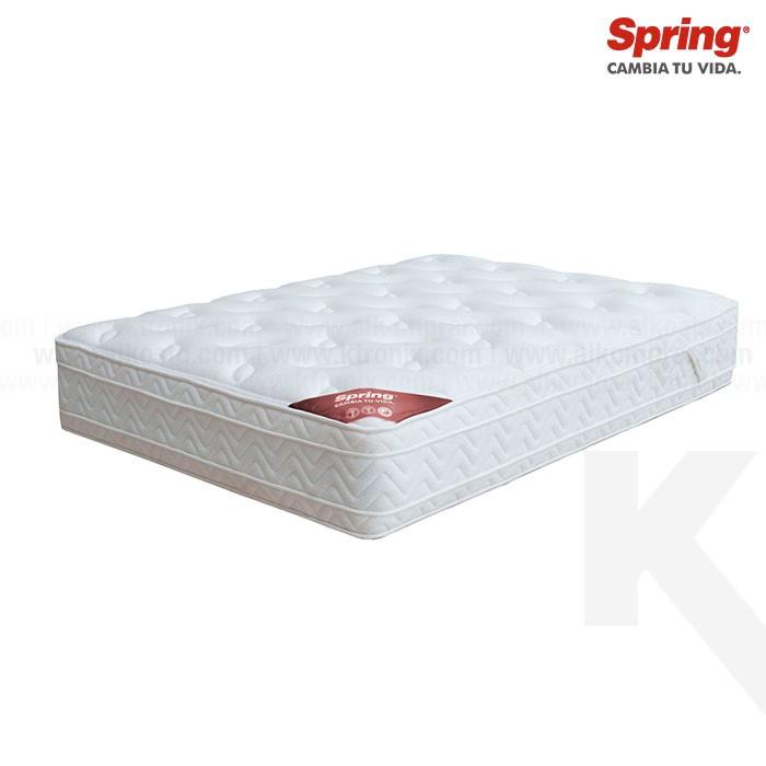 Colch n spring passion new 7 doble 140x190 alkosto tienda online - Colchones spring ...