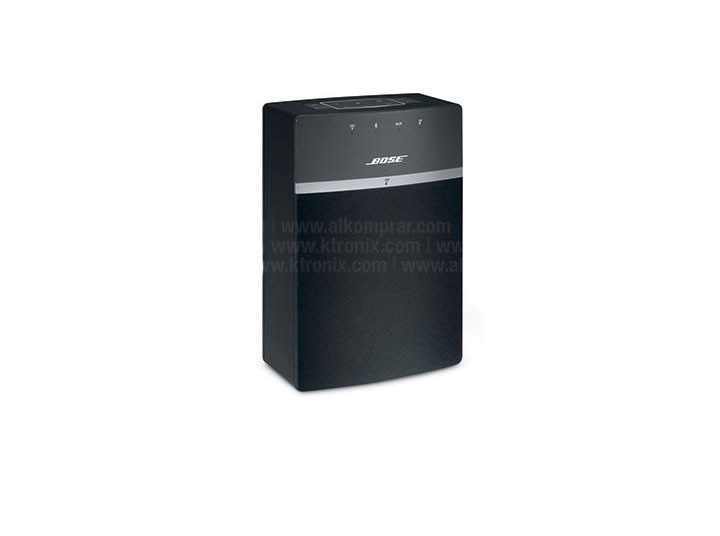 parlante bose soundtouch 10 negro alkosto tienda online. Black Bedroom Furniture Sets. Home Design Ideas
