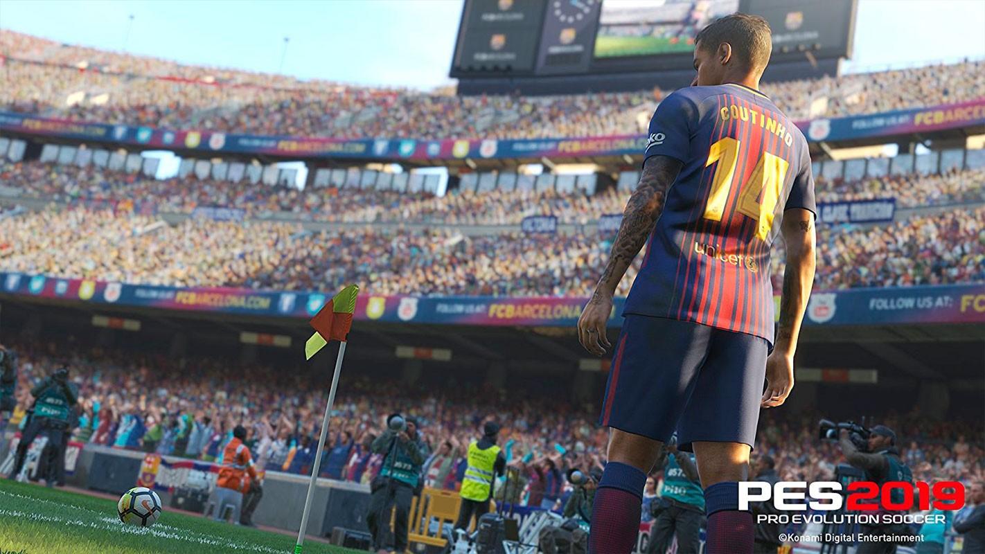 Videojuego Ps4 Pro Evolution Soccer 2019 Alkosto Tienda Online
