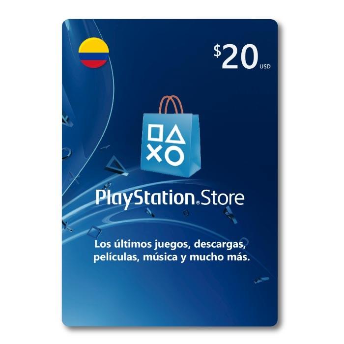 c0f7da64fce Pin Virtual PLAYSTATION $65.900 ($20 USD) Alkosto Tienda Online