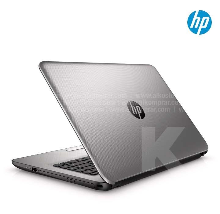 Portátil HP 14 - AC186LA Gris Alkosto Tienda Online
