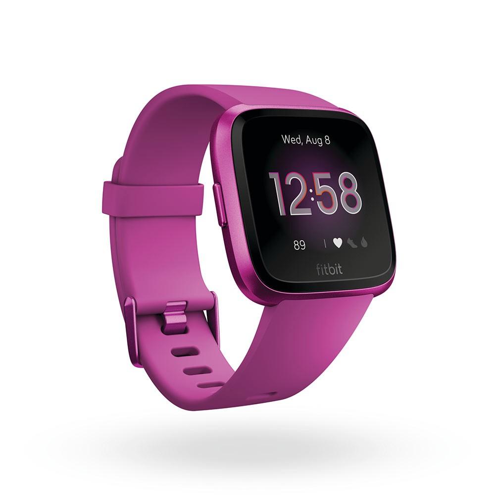4e97dbf956df Reloj Fitbit Versa Lite Rosado Alkosto Tienda Online