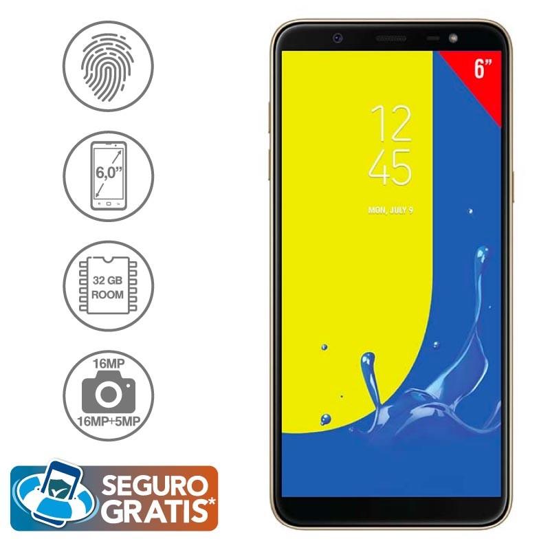 8366f99b0d5 Celular SAMSUNG Galaxy J8 32GB DS 4G Dorado Alkosto Tienda Online
