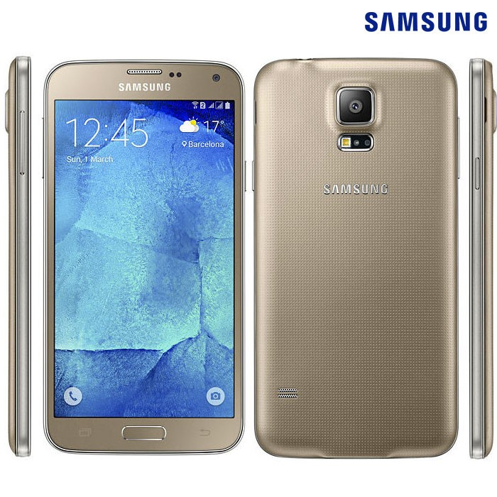 celular samsung galaxy s5 nueva edici n dorado 4g alkosto. Black Bedroom Furniture Sets. Home Design Ideas