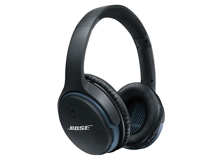 Audífonos BOSE SoundLink Over Ear 2 Bluetooth Negro II ...