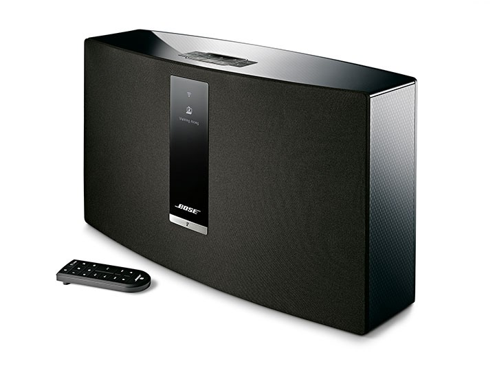 parlante bose soundtouch 30 iii negro alkosto tienda online. Black Bedroom Furniture Sets. Home Design Ideas