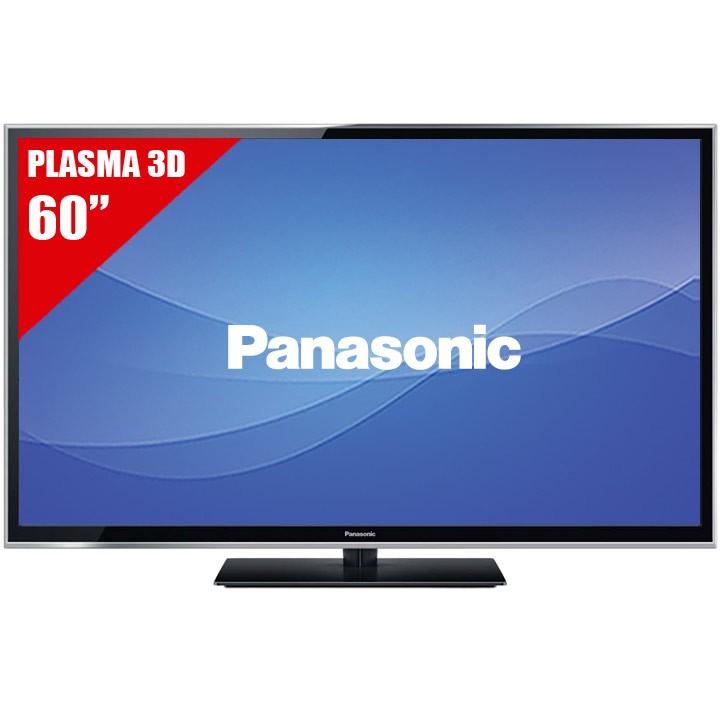 tv 60 plasma panasonic 60st60 fhd 3d alkosto tienda online. Black Bedroom Furniture Sets. Home Design Ideas