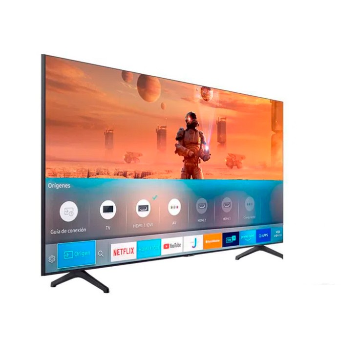 Televisor Samsung Flat Led Smart Tv 43 Pulgadas Uhd 4K