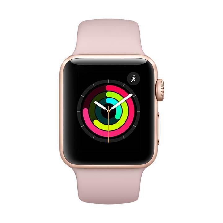 0786bb91a5e2 Apple Watch S3 GPS 38M Gold Pk Alkosto Tienda Online