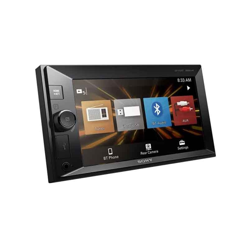 radio auto sony xav v631bt alkosto tienda online. Black Bedroom Furniture Sets. Home Design Ideas