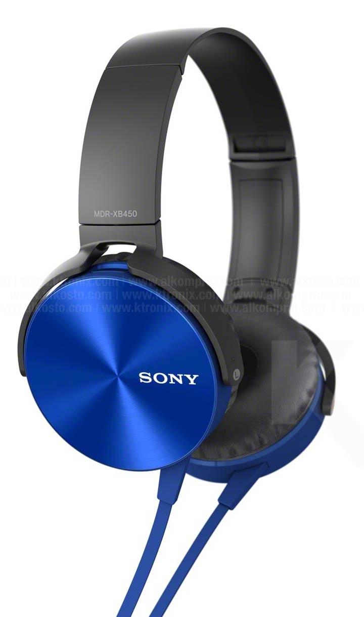 Aud 237 Fonos Sony Overhead Mdr Xb450ap Azul Alkosto Tienda Online