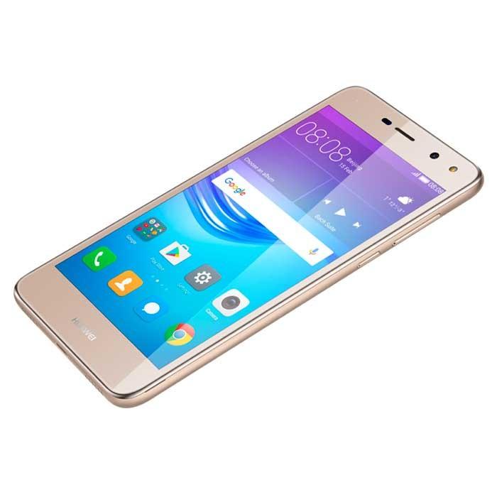 569ef3b57835e Celular Libre HUAWEI Y5 DS Dorado 4G Alkosto Tienda Online
