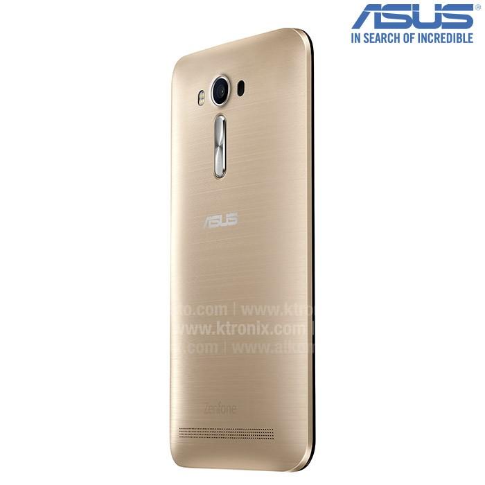 Celular Asus ZenFone Laser Dorado 4G Alkosto Tienda Online