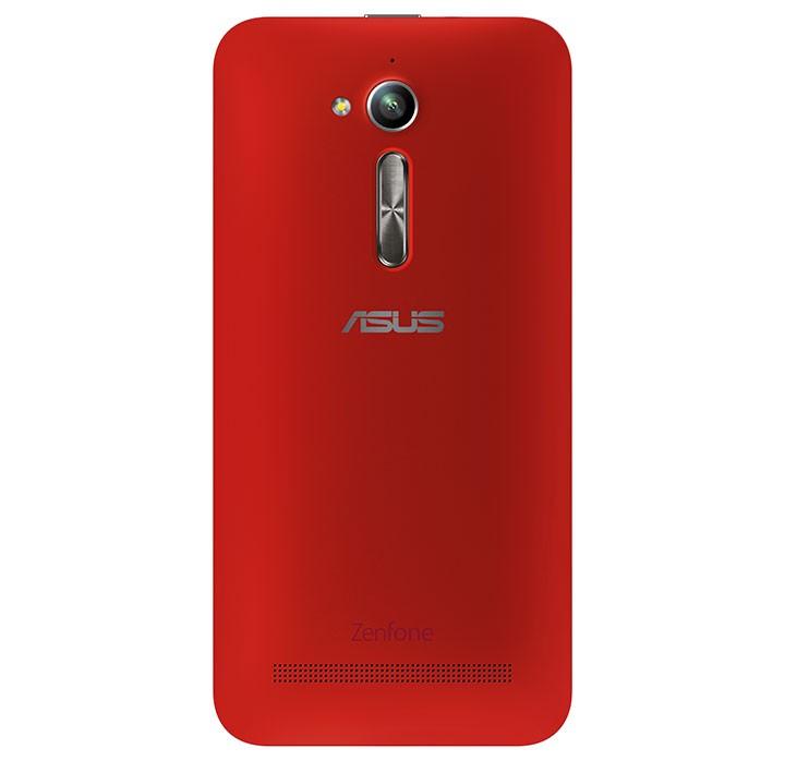 Celular ASUS ZenfoneGo 2Generacion 3G DS Rojo Alkosto