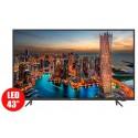 "Tv 43"" 108cm PANASONIC 43FX500 4K-UHD Internet"