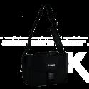 Bolso CANON Nylon Multi-Accesorios Negro