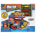 EXPRESS WHEELS Playset Metro Town car wash