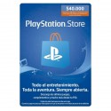 Pin Virtual POSA PLAYSTATION ($10 USD)
