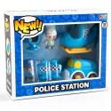 Playset Vehículos de Policia
