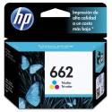 Cartucho HP 662 Tri-Color