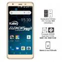 Celular KALLEY ELEMENT PRO 2 DS 3G Dorado