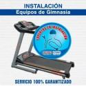 Servicio de Instalación Equipos de Gimnasia