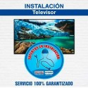 """Servicio de Instalación TV 70""""a 90"""" Incluye Base de Inclinación"""
