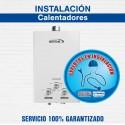Instalación Calentadores