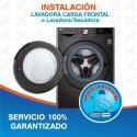 Instalación Lavadora-Secadora 2 en 1 Eléctrica