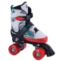 LA SPORTS Patin 4 Ruedas Niño Ajus 36/40