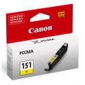 Tinta CANON CLI-151 Y 7 Ml Yellow