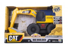 CATERPILLAR Retro-excavadora Big Builder