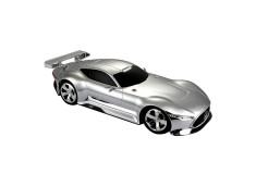 MAISTO Vehiculo R/C 1:18 Mercedes Benz Amg Vision Gt