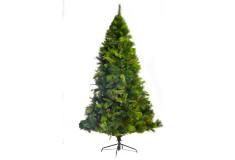 Árbol de Navidad 250 cm 1191 Tips Con piñas