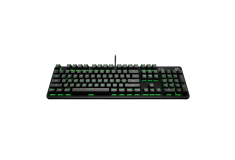 Teclado HP Alambrico Pavilion Gaming - Negro/Verde
