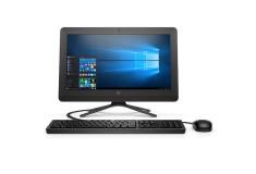 """PC All in One HP - 20-c320 - Intel Pentium - 19.5"""" Pulgadas - Disco Duro 1Tb - Negro"""